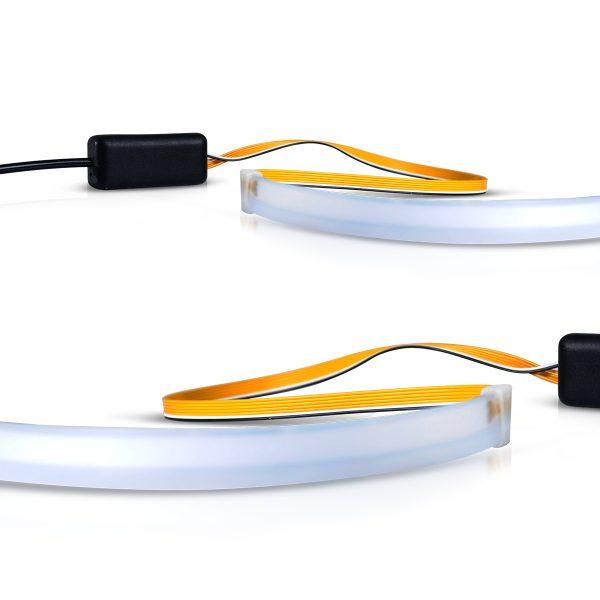 Fita Led Daylight e Pisca Universal Dual Color 30Cm