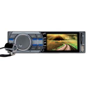 Auto Rádio MP5 Player Naveg + Câmera de Ré