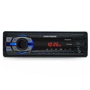 Rádio MP3 Pósitron FM com conexão USB e Leitor Micro SD