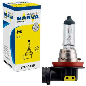 LAMPADA HALOGENA H11
