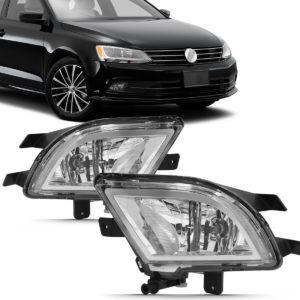 Farol de milha auxiliar Volkswagen Jetta 2015 a 2017